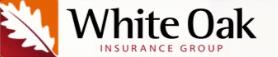 White Oak Insurance Logo